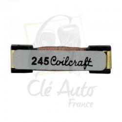 BOBINE DE TRANSPONDEUR 245 COILCRAFT
